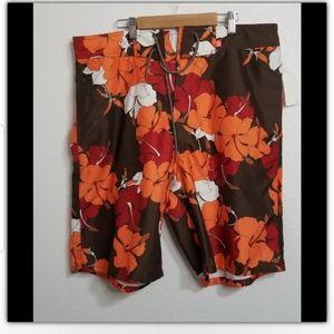 NWT Mens Gap surf shorts